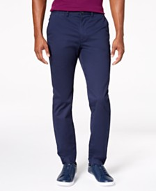 Lacoste Men's Stretch Chinos