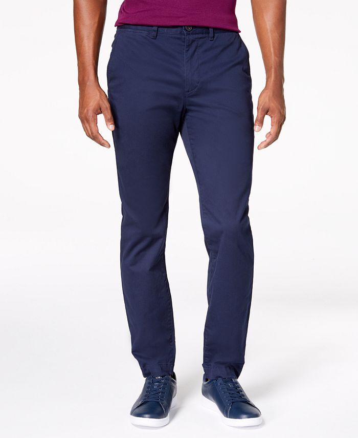 Lacoste - Men's Stretch Chinos