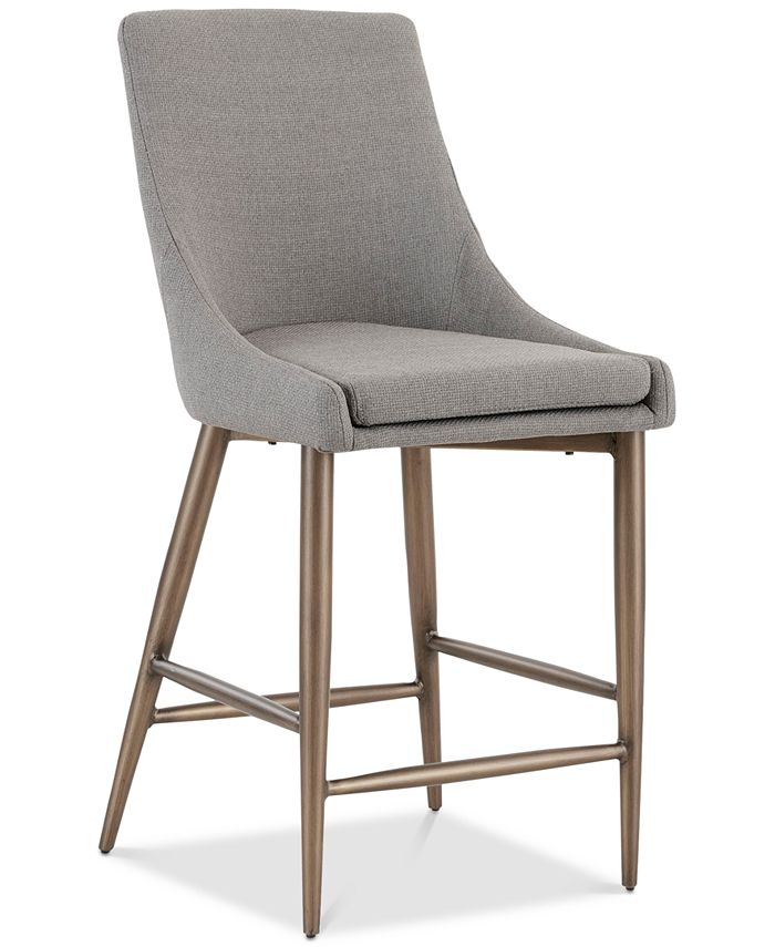 Furniture - Layla Counter Stool, Quick Ship