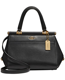 COACH Grace 20 Bag in Refined Leather