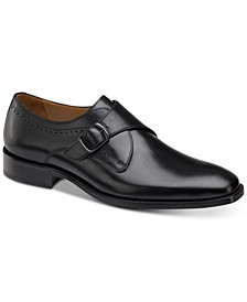 Men's Sanborn Monk Strap Loafers