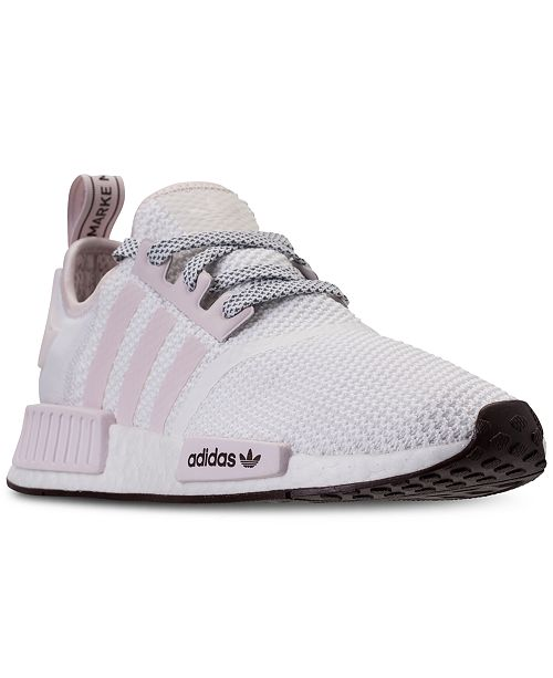 7b5933d3c0aef adidas Women s NMD R1 Casual Sneakers from Finish Line ...