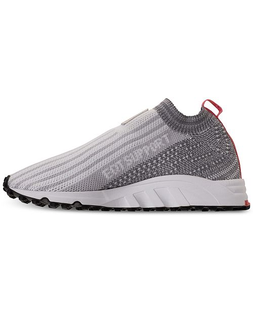 best value 955f6 dee85 ... adidas Womens Originals EQT Support RF Sock Primeknit Casual Sneakers  from Finish ...