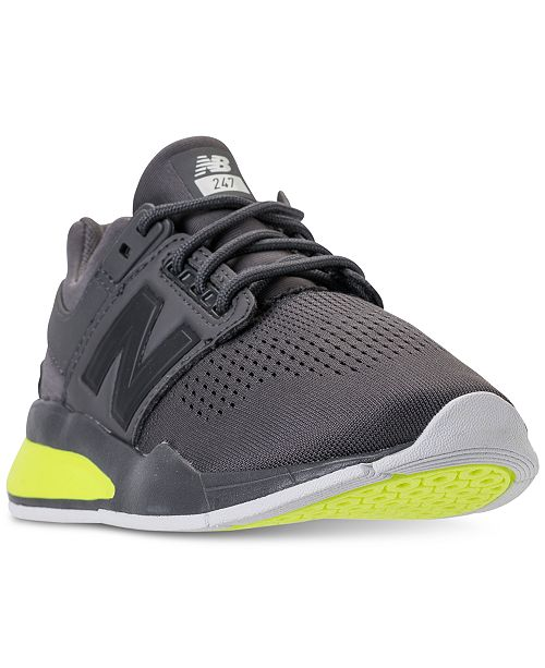 ad214f96d8bbe New Balance Boys' 247 Casual Sneakers from Finish Line - Finish Line ...