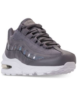 Nike Girls Air Max 95 Running Sneakers from Finish Line