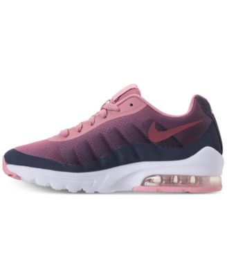 best service 14ecf f610f Girls  Air Max Invigor Print Running Sneakers from Finish Line