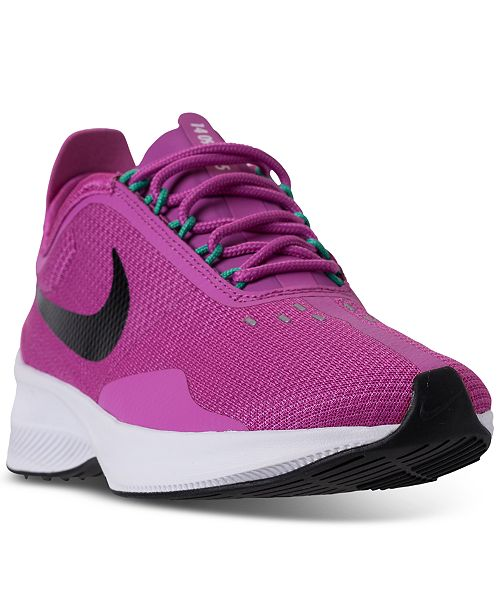 8781e829a1fd03 Nike Women s Fast EXP-Z07 Casual Sneakers from Finish Line ...