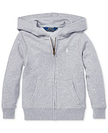 Girls French Terry Hoodie
