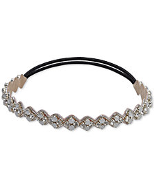 Deepa Crystal-Embellished Stretch Headband
