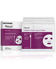 Murad Hydro-Glow Aqua Peel, 4-Pk.