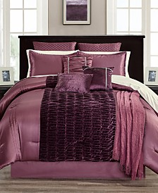 Swinton 14-Pc. Comforter Sets, Created for Macy's