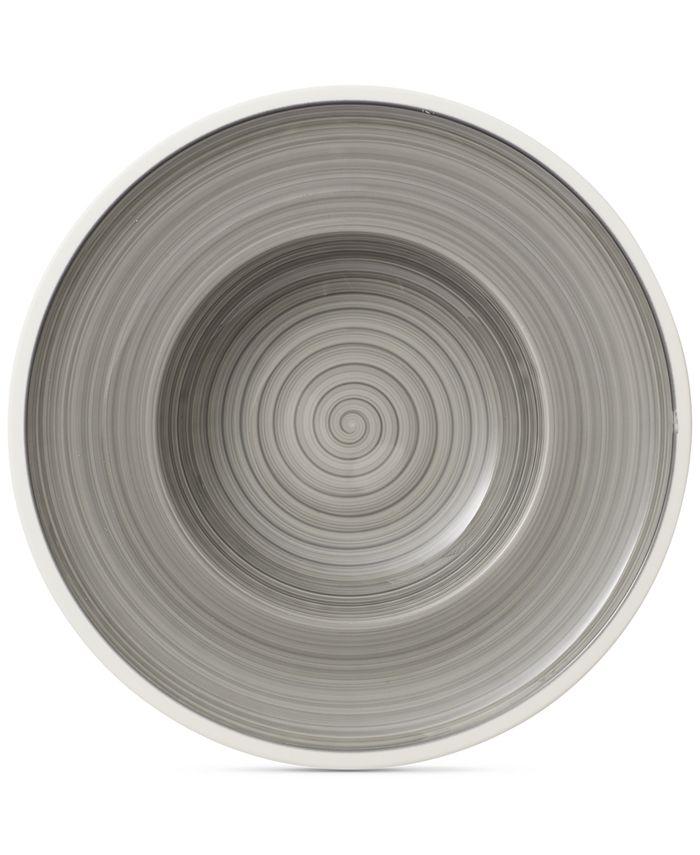 Villeroy & Boch - Manufacture Gris Rim Soup Bowl