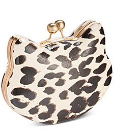 Betsey Johnson Here Kitty Kitty Clutch