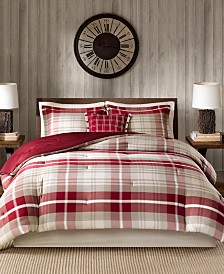 Woolrich Sheridan 5-Pc. Queen Oversized Comforter Set