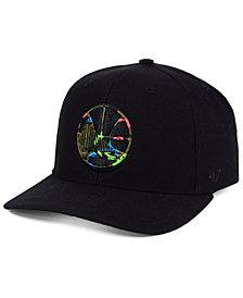 '47 Brand Golden State Warriors Camfill Neon Cap