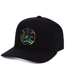 '47 Brand Golden State Warriors Camfill Neon Cap