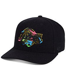 '47 Brand Los Angeles Lakers Camfill Neon Cap