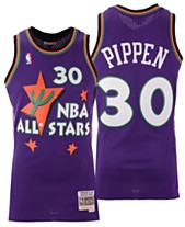 9b90438ca Mitchell & Ness Men's Scottie Pippen NBA All Star 1995 Swingman Jersey