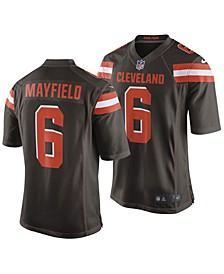 Men's Baker Mayfield Cleveland Browns Game Jersey