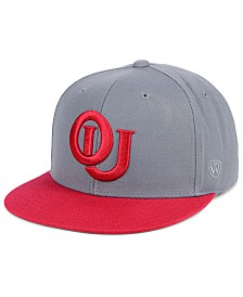 Top of the World Oklahoma Sooners Core Fitted Cap