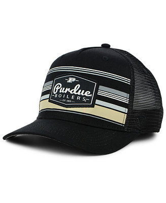 new styles 1255e ea75c ... germany top of the world purdue boilermakers top route trucker cap  sports fan shop by lids