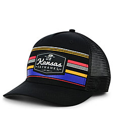 Top of the World Kansas Jayhawks Top Route Trucker Cap