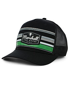 Top of the World Marshall Thundering Herd Top Route Trucker Cap