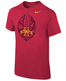 Nike Iowa State Cyclones Icon T-Shirt, Big Boys (8-20)