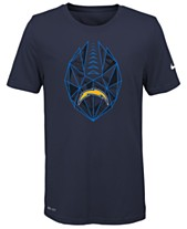 0f1b78dce Nike Los Angeles Chargers Football Icon T-Shirt