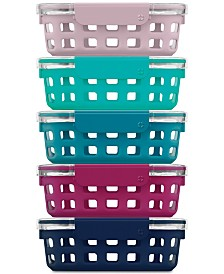 Ello 10-Pc. Meal Prep Container Set, Created for Macy's