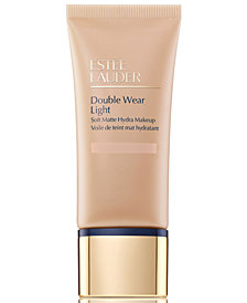 Estée Lauder Double Wear Light Soft Matte Hydra Makeup, 1-oz.