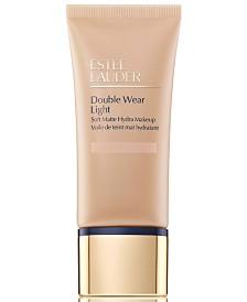 Estée Lauder Double Wear Light Soft Matte Hydra Makeup, 1-oz.