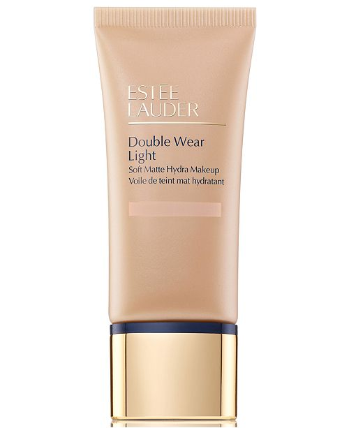 Estee Lauder Double Wear Light Soft Matte Hydra Makeup, 1-oz.