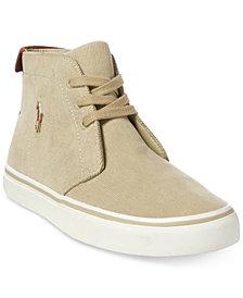 Polo Ralph Lauren Men's Talin Corduroy Sneakers