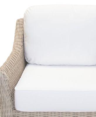 Willough Outdoor Club Chair Replacement Sunbrella® Cushion