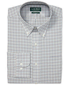 Ralph Lauren Men's Windowpane Dress Shirt