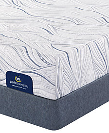 Serta Perfect Sleeper 12'' Springhill Firm Mattress Set-  Queen