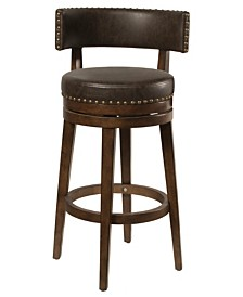 Lawton Swivel Bar Stool