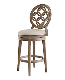 Savona Swivel Bar Stool