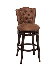 Edenwood Swivel Counter Stool