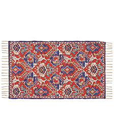 "Nourison Persiana 02 Red 27"" x 45"" Accent Rug"
