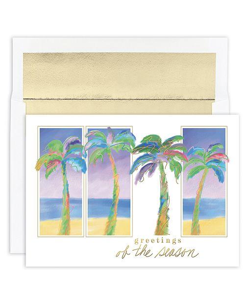 Masterpiece Studios Palm Trio Boxed Cards