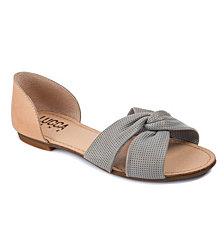 Lucca Lane Darsa Flat Sandals