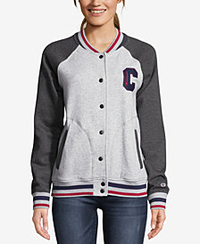 Champion Heritage Fleece Bomber Jacket