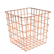 Honey Can Do Copper Wire Basket