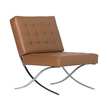 Atrium Leather Chair