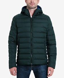 Michael Kors Men's Down Packable Puffer Jacket, Created for Macy's