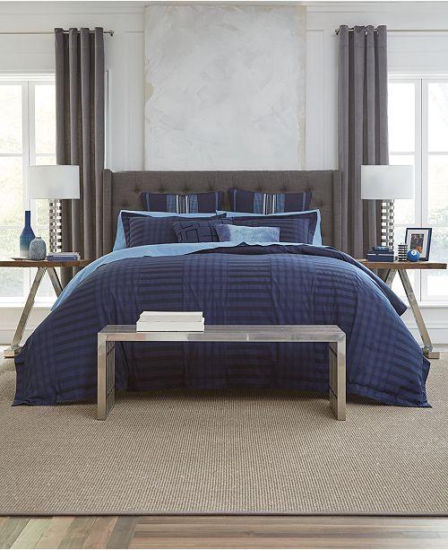 Tommy Hilfiger Ashcolt Stripe Bedding Collection