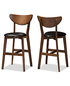 Bethanye Counter Stool (Set Of 2), Quick Ship