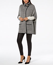 Cejon V-Stitch Riding Cape